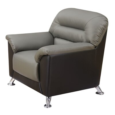 Stallings Club Chair Upholstery: Gray