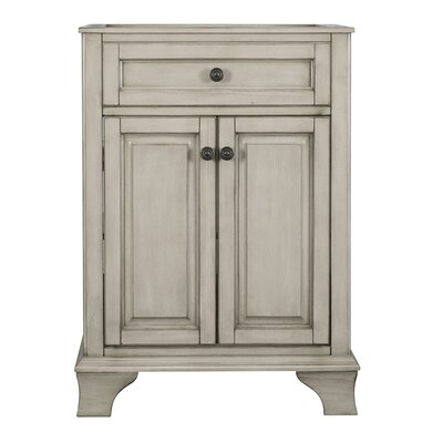 Corsicana 34 Single Bathroom Vanity Base