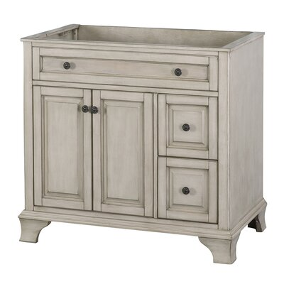 Corsicana 37.175 Single Bathroom Vanity Base