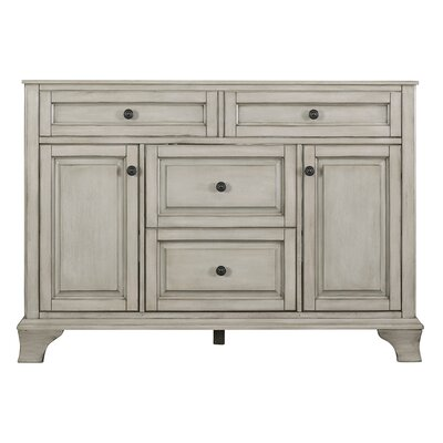 Corsicana 49.12 Single Bathroom Vanity Base