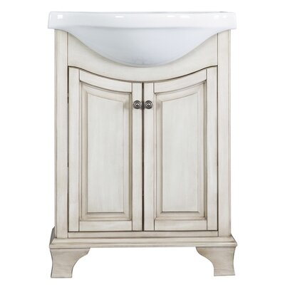 Alessandra 26 Single Bathroom Vanity Set