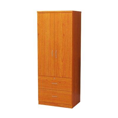Maple 2 Door Armoire