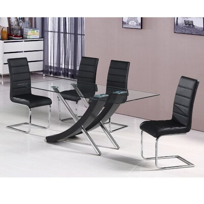 Charterhouse 5 Piece Dining Set