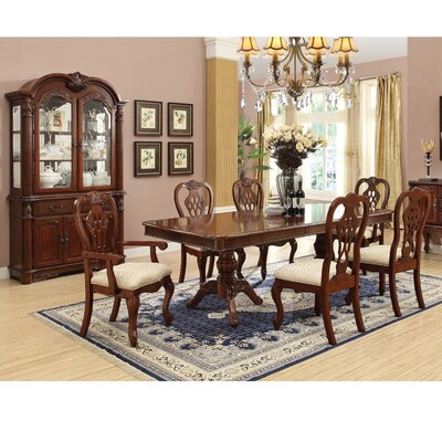 Larock 9 Piece Dining Set