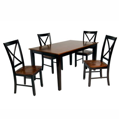 Connellsville 5 Piece Dining Set