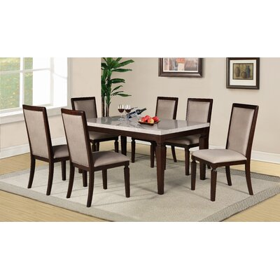 Schoenberg 7 Piece Dining Set