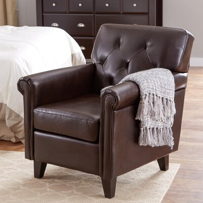 Maude Tufted Club Chair by Andover Mills