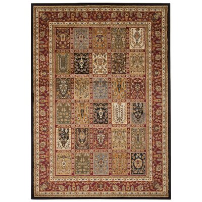 Willis Multi-Colored Area Rug Rug Size: Rectangle 3'11