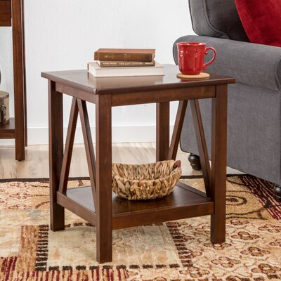 Wilda End Table