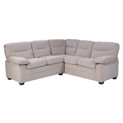 Sumter Sectional Upholstery: Oyster