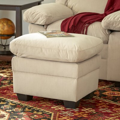 Sumter Ottoman Upholstery: Oyster