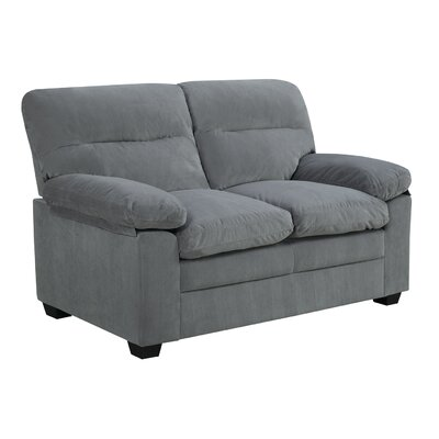 Sumter Loveseat Upholstery: Dove