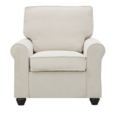 Bradford Arm Chair Upholstrey: Caberet Cotton