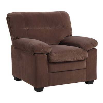 Sumter Arm Chair Finish: Cocoa