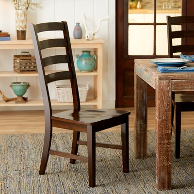 Cushing Solid Wood Dining Chair