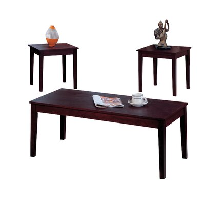 Melton 3 Piece Coffee Table Set