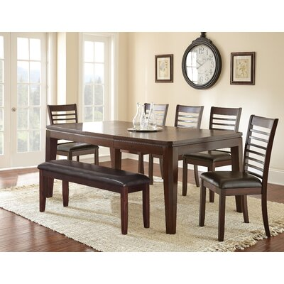 Allison 8 Piece Dining Set
