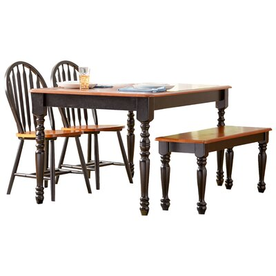 Tone Rectangle 5 Piece Dining Set