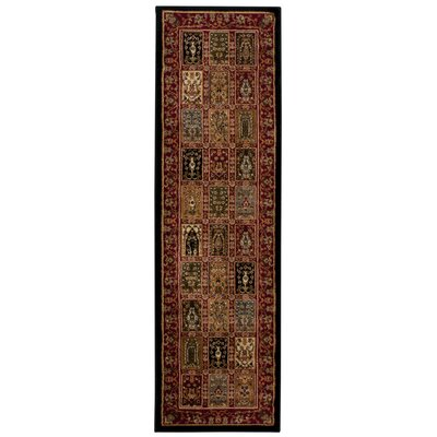 Willis Multi-Colored Area Rug Rug Size: Runner 22 x 73