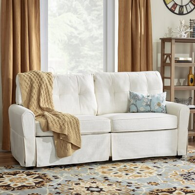 Smith Sofa Upholstery: Greenwich Ivory