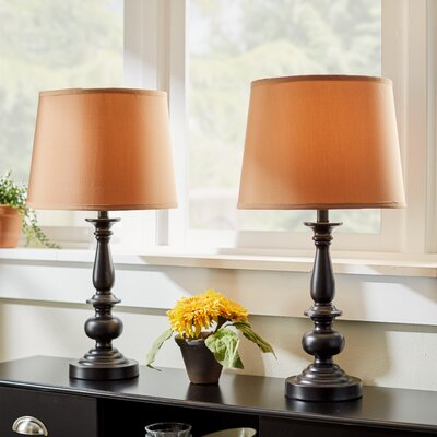 Mabel 22'' Table Lamp Set