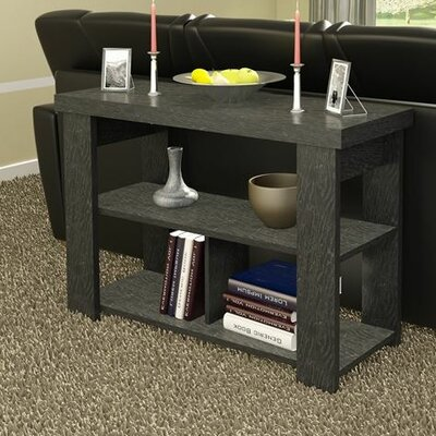 Abbot Bridge Console Table Finish: Black Oak