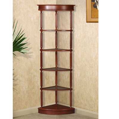 Starr 72 Corner Unit Bookcase