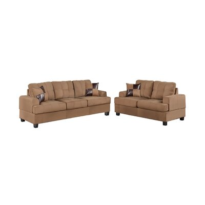 Andover Mills ANDO1951 Birchview Sofa and Loveseat Set