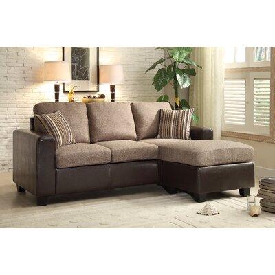 ANDO2083 26728314 ANDO2083 Andover Mills Inez Reclining Sofa