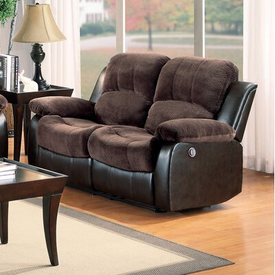 Patton Power Reclining Loveseat