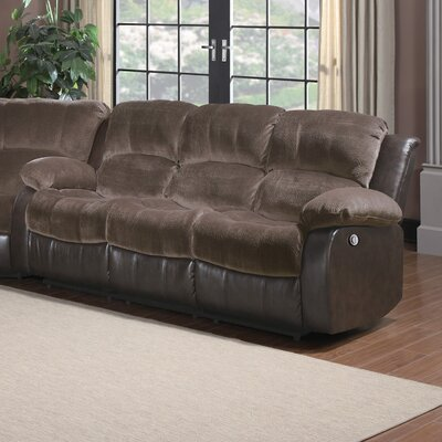 ANDO2102 26730796 ANDO2102 Andover Mills Aldreda Power Double Reclining Sofa