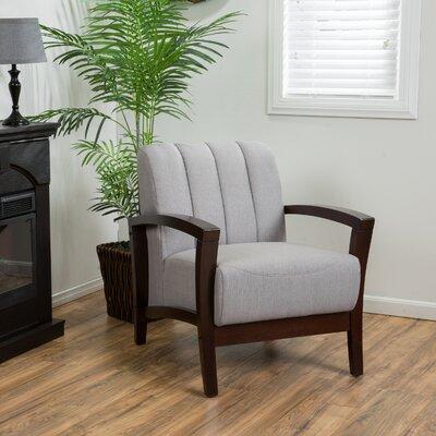 Sheridan Armchair Upholstery: Stone Grey