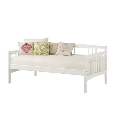 Winthrop Daybed Finish: White