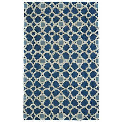 Hillcrest Hand-Tufted Monaco Area Rug Rug Size: Rectangle 96 x 136