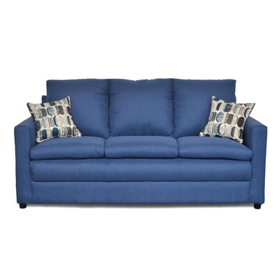 Theresa Sofa Upholstery: Denim