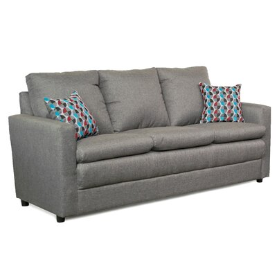 Theresa Sofa Upholstery: Gray