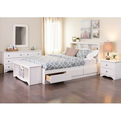 Sybil Platform Configurable Bedroom Set