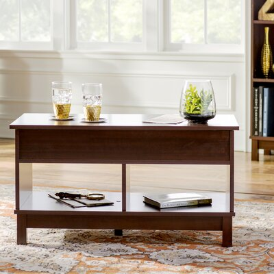Aldreda Coffee Table with Lift Top