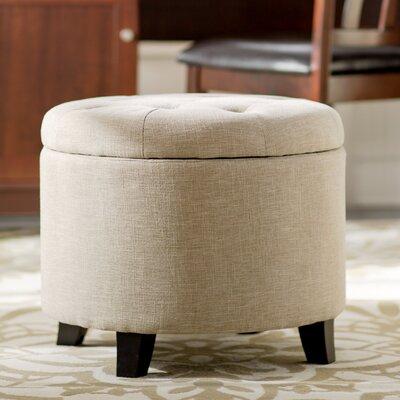 Devonport Standard Ottoman Upholstery: Tan
