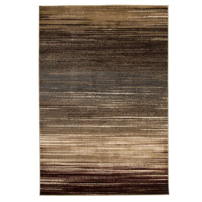 Kessinger Cream Area Rug Rug Size: 53 x 77