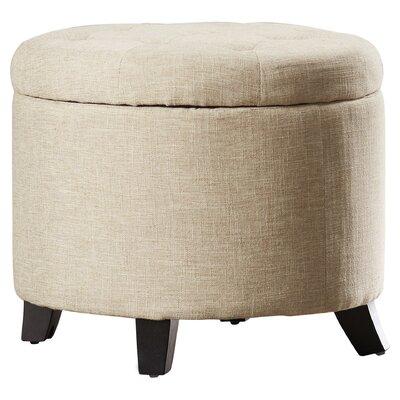 Standard Ottoman Upholstery: Tan