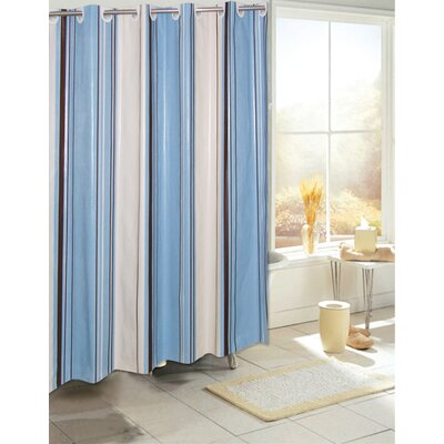 Melvina Vinyl Shower Curtain