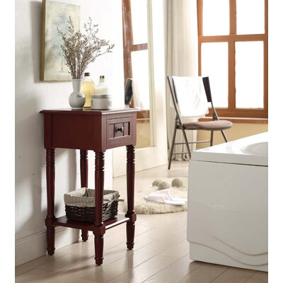 Carleton 1 Drawer End Table