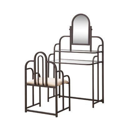 Binney Vanity Set with Mirror