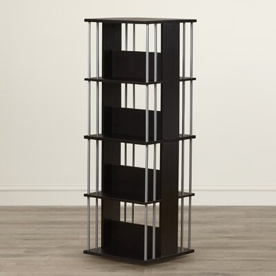 Lyndale 216 CD Multimedia Revolving Tower Color: Espresso