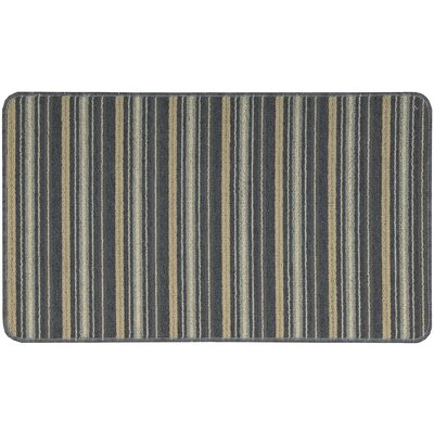 Ravens Blue Area Rug Rug Size: Rectangle 2 x 34