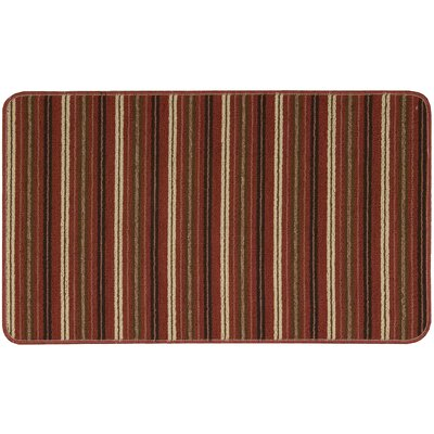 Ravens Rust Area Rug Rug Size: Rectangle 2 x 34