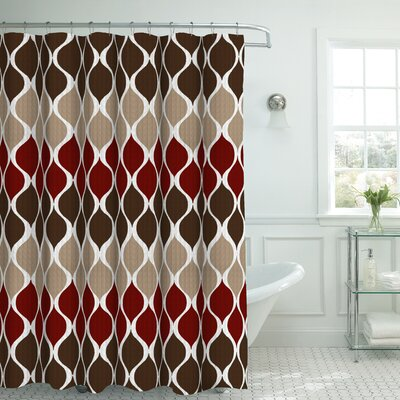 Danton Fabric Shower Curtain Set