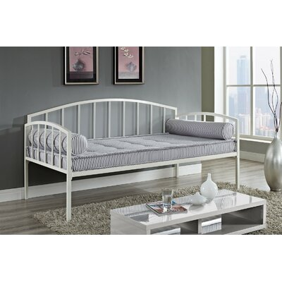 Barium Daybed Color: White