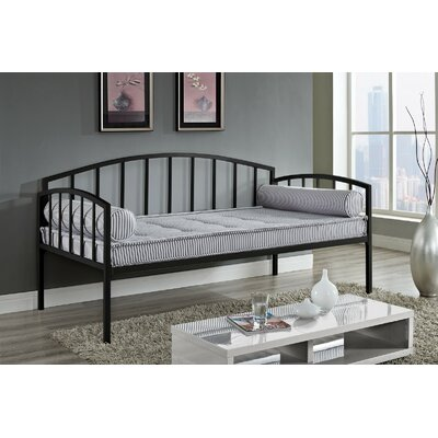 Barium Daybed Color: Black
